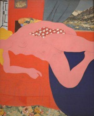 Henri Matisses striking bronze sculpture, Reclining Nude