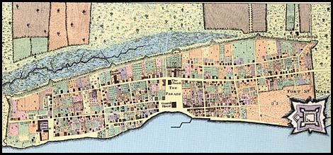 St__Augustine_Map_1763