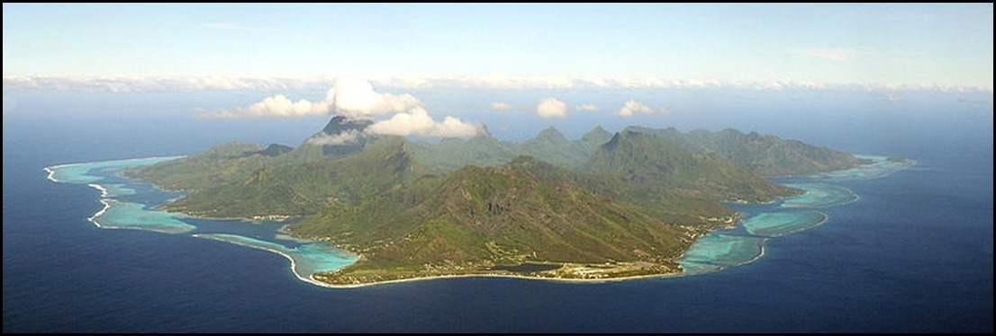 Ariel of Moorea