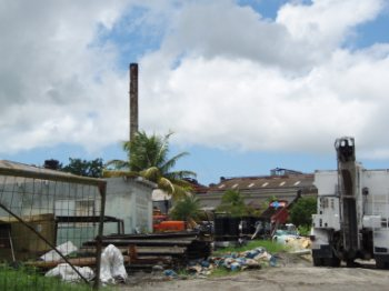 hill milling barbados