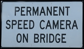 speed camera bridge