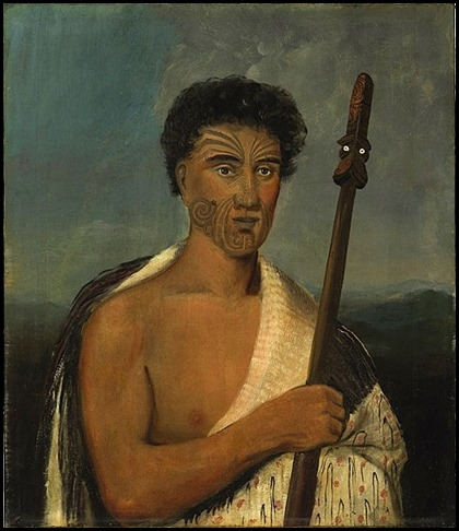 1846 Hohepa Te Umuroa by William Duke