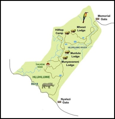 hluhluwe-park-map