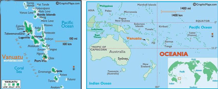 Etoiledelune Carte Vanuatu
