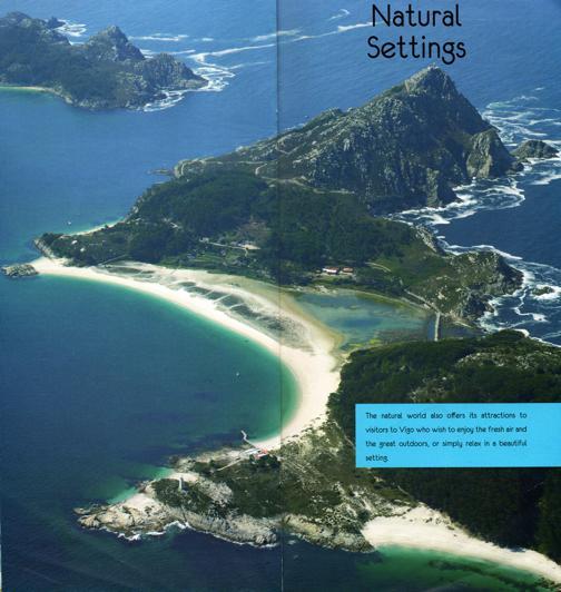Lochmarin - Ria de Vigo - Isla Cies